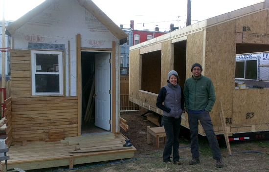 One on One: DC's Tiny House Folks: Figure 1