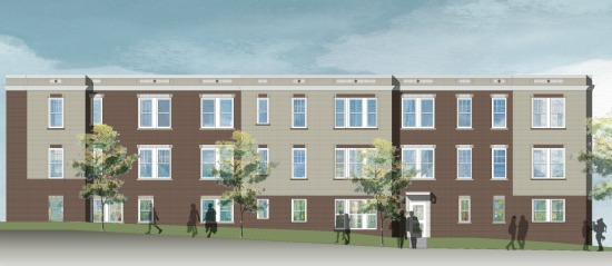 Apartment Building in Petworth To Be Converted Into 15-Unit Condo Project: Figure 2