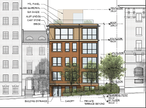 Nine-Unit Condo Project in Kalorama Gets Approval: Figure 1