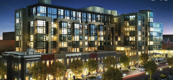 205-Unit Apartment Project at Progression Place To Deliver in Mid-2013: Figure 1