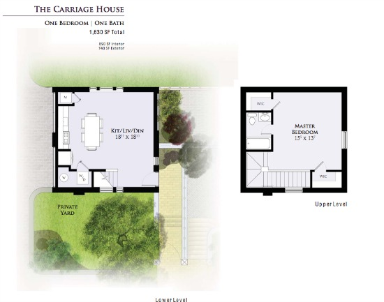 A Look At Mount Pleasant's Newest Carriage Home: Figure 4