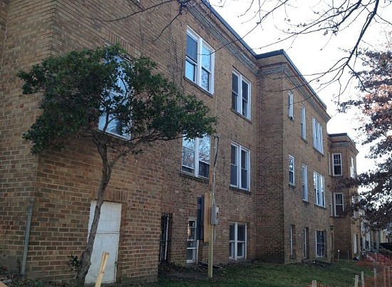 Apartment Building in Petworth To Be Converted Into 15-Unit Condo Project: Figure 1