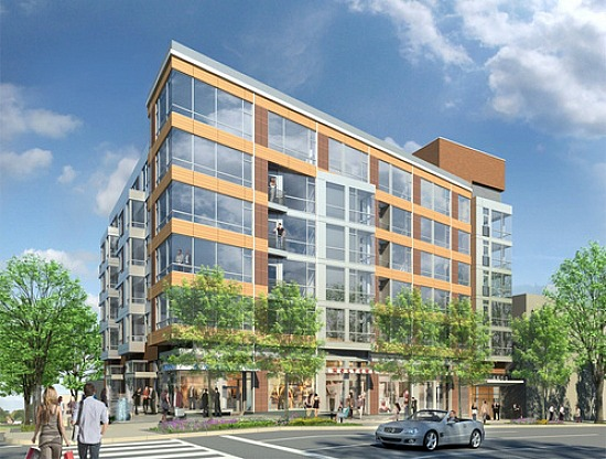 No Parking: Zoning Commission Approves The Bond at Tenley: Figure 1