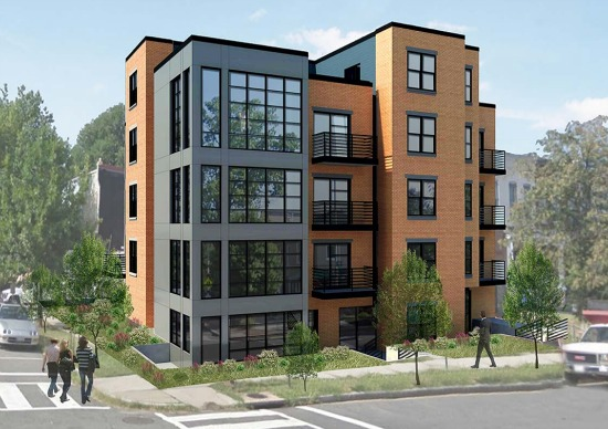 Details Released About 12-Unit Condo Project Coming to Hill East: Figure 1