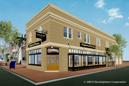 Anacostia Storefronts to Get a Makeover: Figure 1