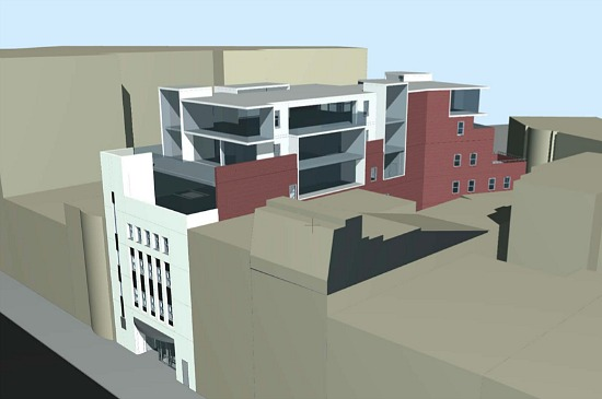New Condos Planned Atop Dupont Circle Office Building: Figure 1