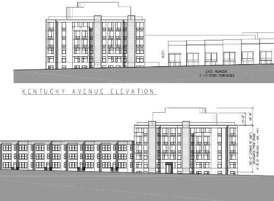 83-Unit Residential Project Planned For Hill East: Figure 1