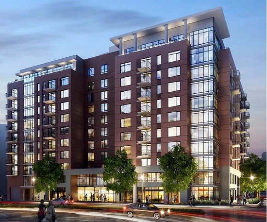 An 11 Story, 198 Unit Apartment Building Will Be Going Up At 1720 S. Eads  Street In Crystal City, Reports ARLnow, After The Arlington County Board  Approved ...