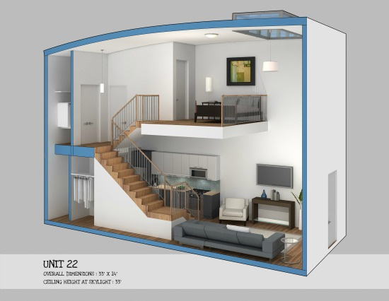 DC's Skating Rink Apartments Open For Move-Ins in Early May: Figure 3