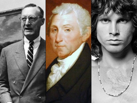 Bigwig Digs: A President, An Heir and A Rock God: Figure 1
