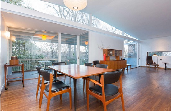Home of DC Architect Arthur Keyes Hits the Market: Figure 1