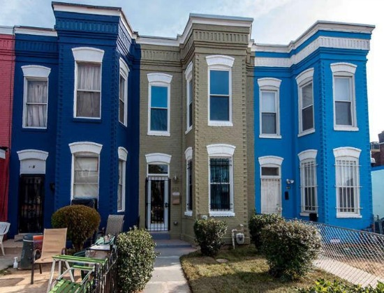 Best New Listings: H Street, Seminary Condo, Sunny Rowhouse: Figure 1