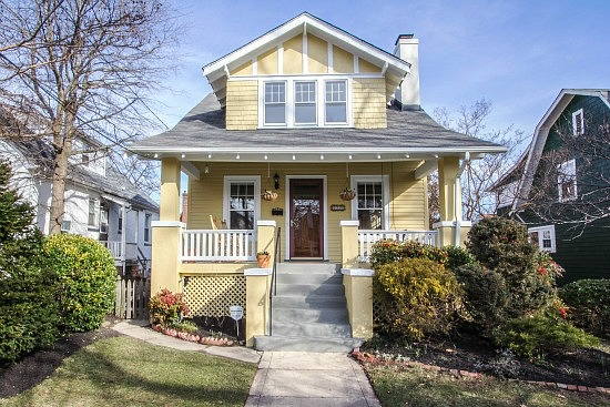 This Week's Find: Takoma's Cutest Bungalow: Figure 1