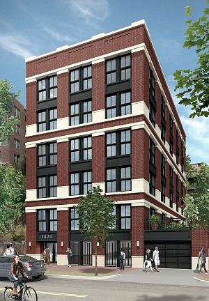 Renderings Released, Sales Begin For U Street's Newest Condo Project: Figure 1