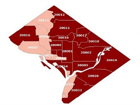 Foreclosure Rates Fall in DC Area, Following Trend in Rest of the Country: Figure 1
