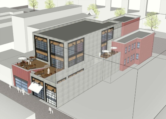 HPRB Approves Office/Retail Project on 9th Street: Figure 2
