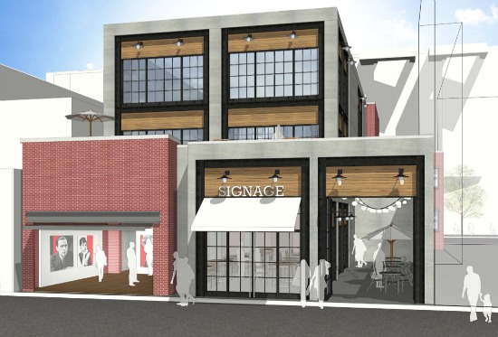 New Office/Retail Concept On the Boards For 9th Street: Figure 1