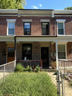 A $50,000 Anacostia Rowhouse, Transformed: Figure 1