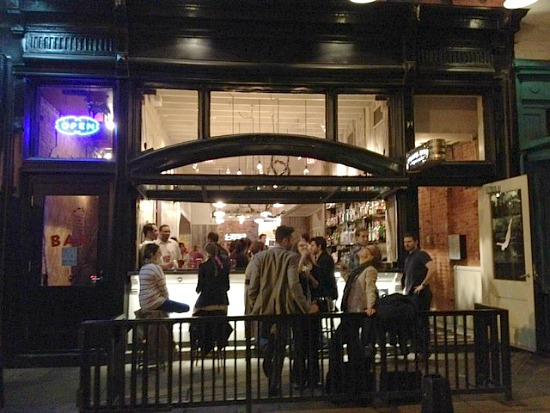 Neighborhood Eats: The Grill Room, Rye Bar, and A Diplomatic Approach: Figure 1