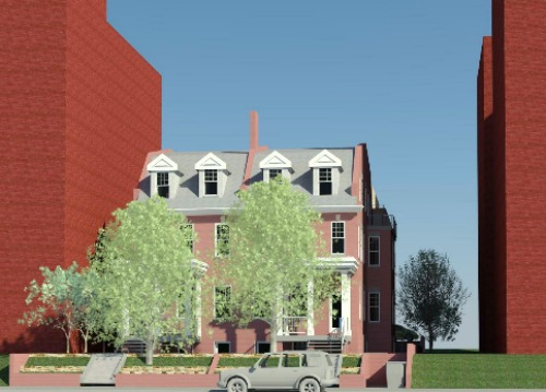 A Planned 16-Unit Kalorama Condo Project Struggles With ANC: Figure 1