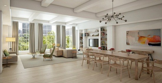 Chelsea's New Digs: Former First Daughter Buys NYC's Longest Apartment: Figure 1