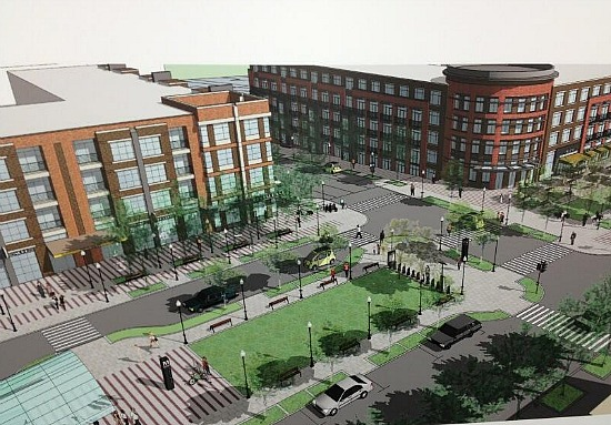 353-Unit Apartment Project Proposed For Hill East's Reservation 13: Figure 2