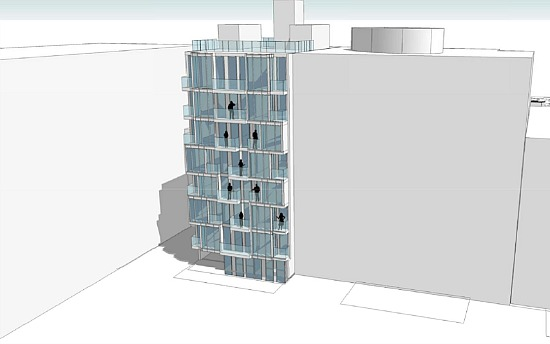 Logan Circle Micro-Units Eke Out Support from Zoning: Figure 2