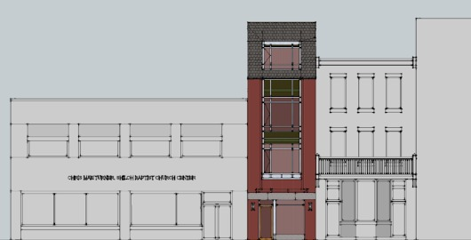 Apartment Project Planned for 9th Street Gets Approval: Figure 1