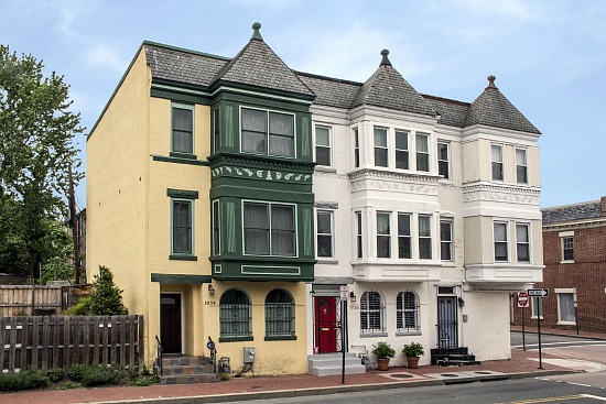 Paul Laurence Dunbar's DC Home Listed For Sale: Figure 1