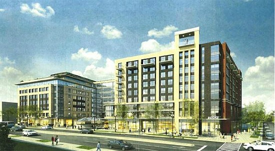 Large Mixed-Use Development Coming to Congress Heights Metro: Figure 1