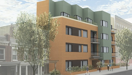 18-Unit Condo Project in Adams Morgan Slated For July Delivery: Figure 1