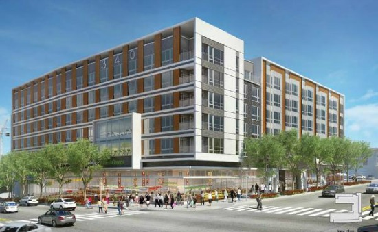 More Details on the Union Market Residential/Hotel Project: Figure 1