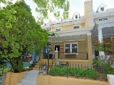 Multiple Bids: The Rowhouse With Sun Rooms and Porches