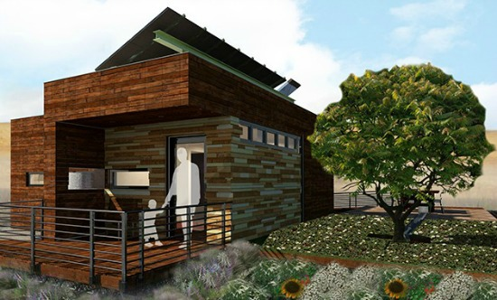 Harvest Home: DC's Submission For the 2013 Solar Decathlon: Figure 1