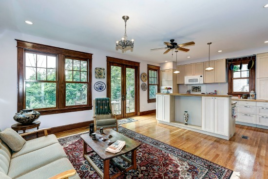 Brookland Arts & Crafts Home Hits the Market After Exceptional Renovation: Figure 5