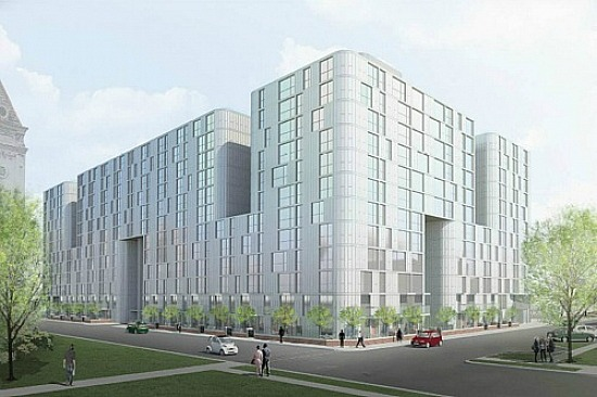 Randall School Redevelopment Gets Thumbs Up From HPRB: Figure 1