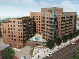182 Unit Florida Avenue Project Will Start Construction