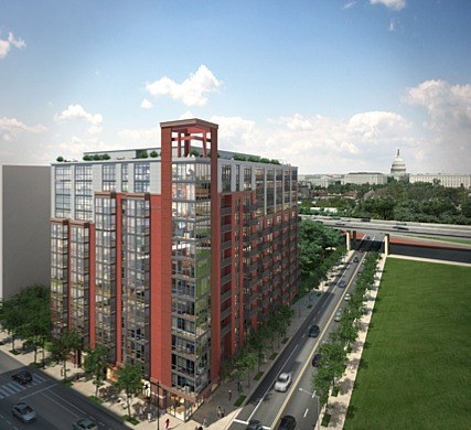220 Apartments Headed For Navy Yard?: Figure 2