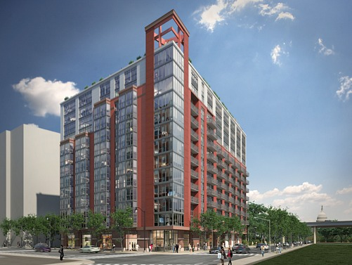 220 Apartments Headed For Navy Yard?: Figure 1