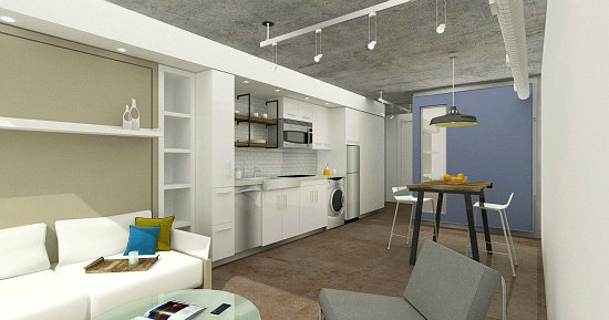 The Wharf's Micro-Units Still Planned, Yet Not-So-Micro After All: Figure 1