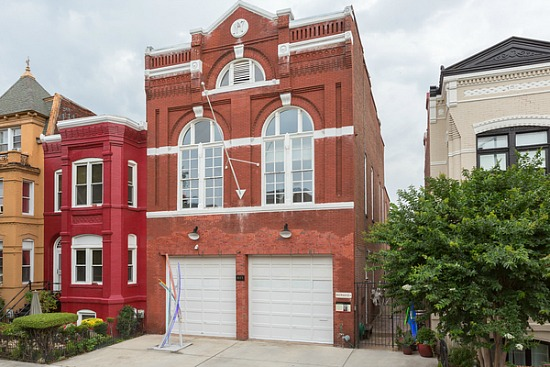 The R Street Firehouse's New Owner Plans Four-Unit Conversion: Figure 1