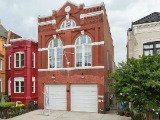 The R Street Firehouse's New Owner Plans Four-Unit Conversion