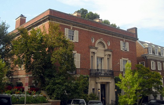 "DC's Most Expensive ""Homes"" To Be Listed For $22 Million: Figure 1"