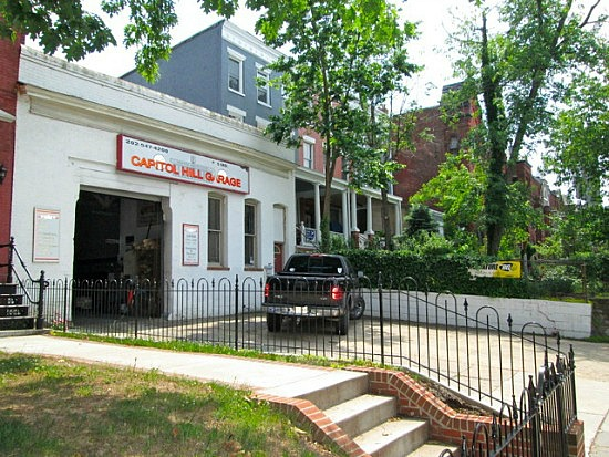 This Week's Find: One of DC's Oldest Garages Has Investors in Mind: Figure 1