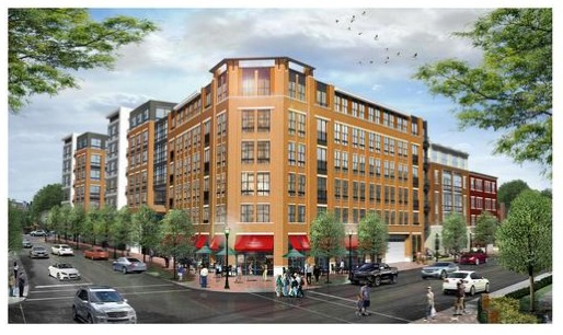 Silver Spring Church To Convert To 259-Unit Apartment Complex: Figure 1