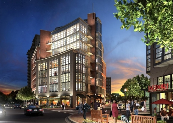 The 11 Residential Projects Coming to Downtown Bethesda: Figure 4