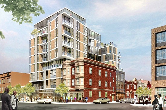 75-Unit Residential Project Planned For 14th Street Corridor: Figure 1