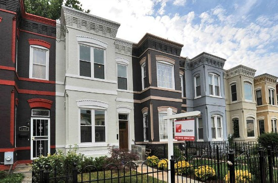 Home Price Watch: Rising 15 Percent a Year in Bloomingdale and LeDroit: Figure 1