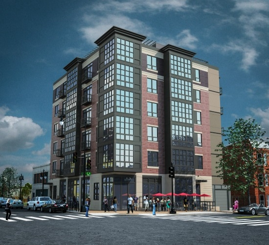 The 1,076 Units Coming to the H Street Corridor: Figure 3