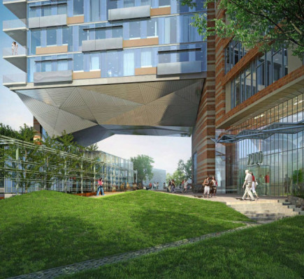 The 11 Residential Projects Coming to Downtown Bethesda: Figure 9